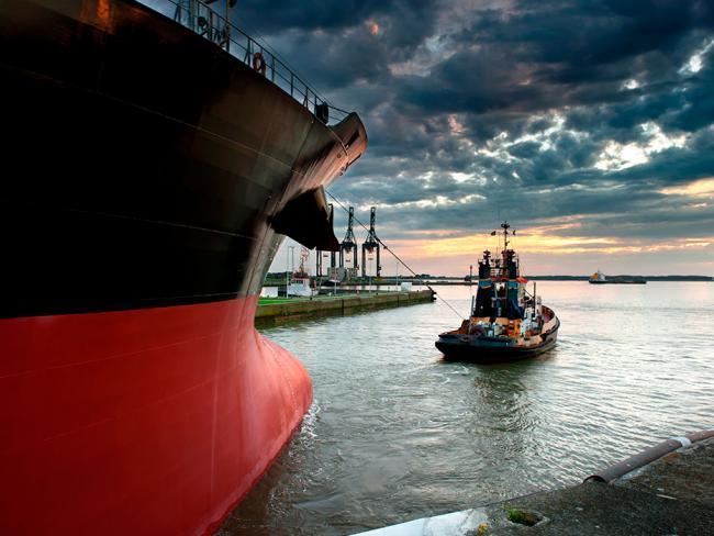 Consignaciones portuarias